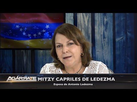 ¡CONVOCATORIA! MITZY DE LEDEZMA INVITA A MARCHAR POR LA LIBERTAD DE VENEZUELA