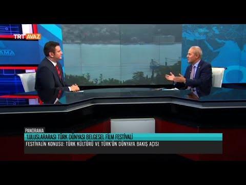 İsmail Kahraman Türk Dünyası Belgesel Film Festivali'ni Anlatıyor - Panorama / TRT Avaz