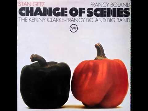 Stan Getz / Francy Boland / The Kenny Clarke-Francy Boland Big Band - Symptones