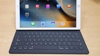 ipad pro smart keyboard hands on worth it