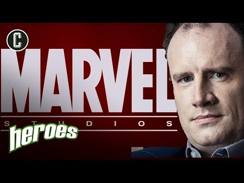 Did Kevin Feige Confirm a Phase 4 for the MCU?  Heroes