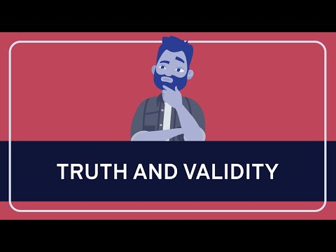CRITICAL THINKING - Fundamentals: Truth and Validity [HD]