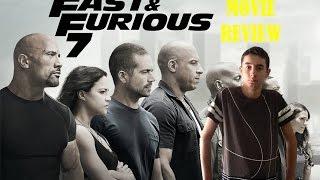 Furious 7 - Movie Review