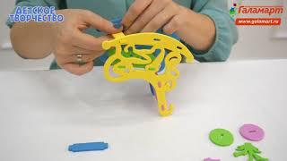 Видеообзор игрушек от Галамарт Мини мебель