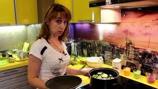 Салат из огурцов (очень вкусный)