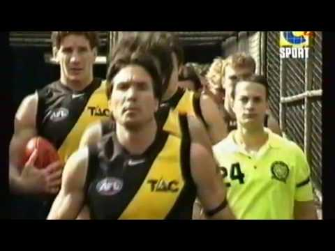 2001 AFL 1st Semi Final - Richmond vs Carlton