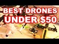 Top 5 Best Drones Under $50 - TheRcSaylors