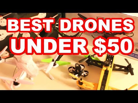 Top 5 Best Drones Under $50 – TheRcSaylors