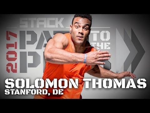 2017 Path to the Pros: Solomon Thomas, Stanford DE
