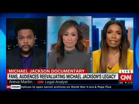 Jawn Murray Talks HBO's 'Leaving Neverland' about Michael Jackson on CNN International