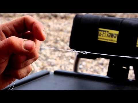 The Spider Hitch Shock Leader Knot With Total Sea Fishing