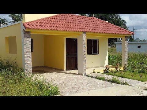 Casa Econ Mica De Venta En Santo Domingo Oeste Rep Blica