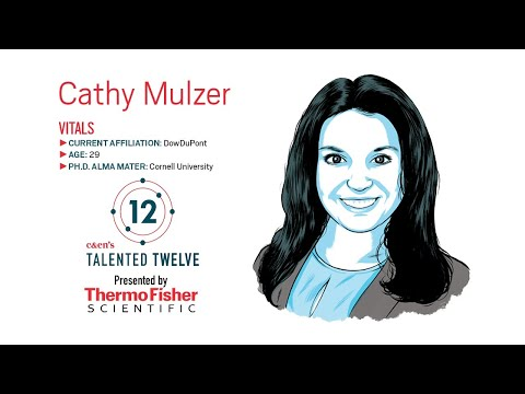 Cathy Mulzer — Talented 12 Class of 2018