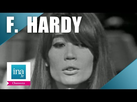 "Françoise Hardy ""Douce violence"" (live officiel) | Archive INA"