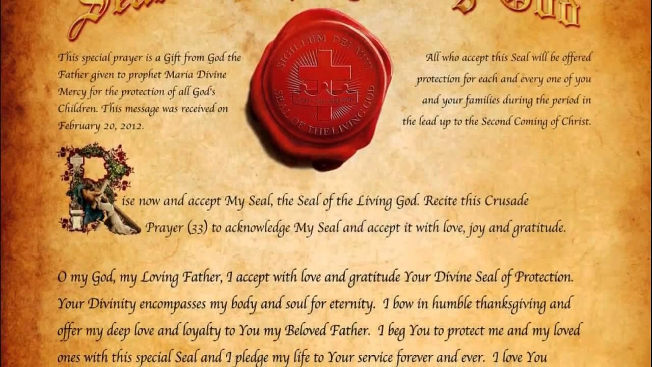 Kết quả hình ảnh cho the seal of the living god