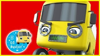 EVIL Robot Buster | GoBuster Official | Nursery Rhymes | Kids Videos |  ABCs and 123s
