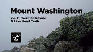 Hiking Mount Washington