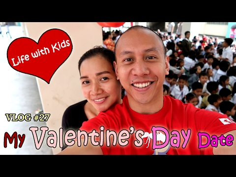 MY VALENTINES DAY DATE (Watch until the end!) | February 14th, 2017 | Vlog #27