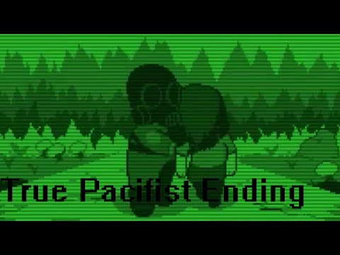 Overtime True Pacifist Ending