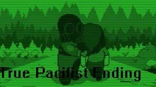 Overtime True Pacifist Ending