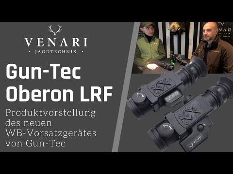 Das Gun-Tec GT Oberon LRF vorgestellt - Wärmebild Vorsatzgerät mit Laser-Entfernungsmesser