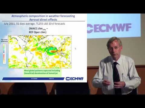 Using Earth-system Science At ECMWF