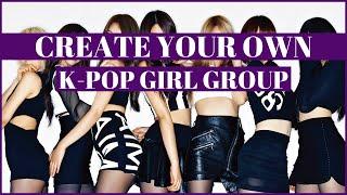Erstellen Sie Ihre Eigenen K-pop Girl Group #1