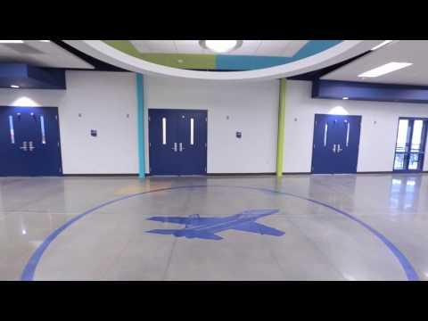 Virtual Tour: Consolideck in the Enka Intermediate School