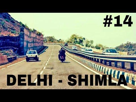 Delhi To Shimla Road Trip   #RCTravels North India   PART 14