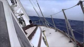 s/v MIDNIGHT races to Bermuda 2011.wmv