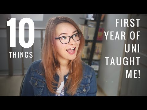 What First Year of University Taught Me! // Trevelyan College, Durham University