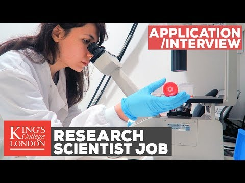 Biomedical Sciences Career: Working in Cancer Research! Application & Interview | Atousa
