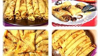 Recept za palačinke - Šerpicina škola kuvanja