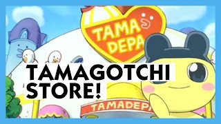 Tour of the Tamagotchi Store in Tokyo, Japan!