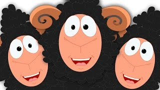 Baa Baa Black Sheep | Nursery Rhymes For Kids | Preschool Rhyme