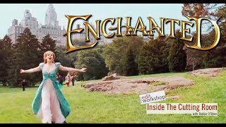 """Film Editor Stephen Rotter discusses """"Enchanted"""" with Bobbie O'Steen"""
