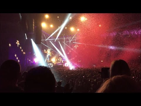 The Killers Live Stockholm - Wonderful Wonderful Tour 2018 (Compilation)
