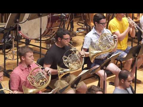 National Orchestra Institute - with Asher Fisch