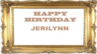 Jerilynn   Birthday Postcards & Postales - Happy Birthday