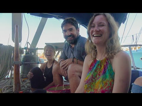 Working remotely while Sailing with Saltbreaker - Interview With a Cruiser - Sailing Vessel Delos