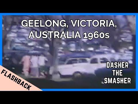 LIFE IN GEELONG, VICTORIA, AUSTRALIA 1960s
