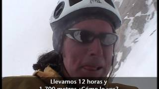 Valentín Giró - 02 - En la expedición al K2 por la Magic Line Consultor, Alpinista