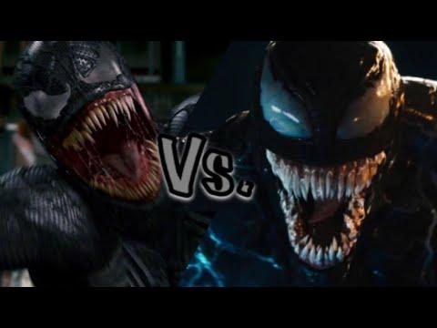 Venom 2007 vs Venom 2018 2 - YouTube