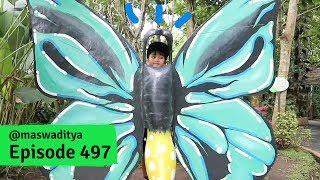 Acan Kok Jadi Kupu Kupu? Eco Park Malang 2018 - Part 1 (1/2)