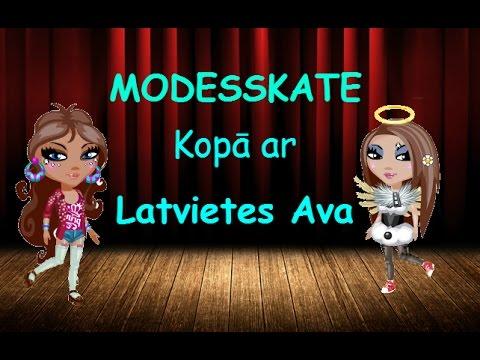 Liza Tv - Modesskate ft. Latvietes Ava