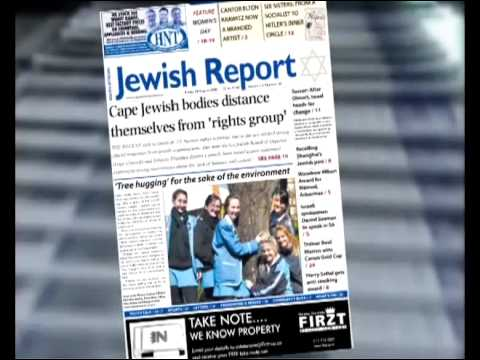 The Jewish Report South Africa