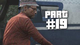 Grand Theft Auto 5 Gameplay Walkthrough Part 19 - Plane Hijack (GTA 5)