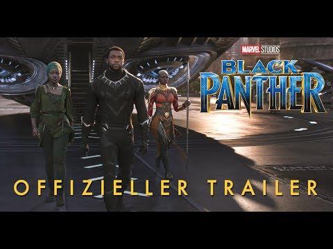 BLACK PANTHER - 2. Offizieller Trailer 2017 (deutsch | german) | Marvel HD
