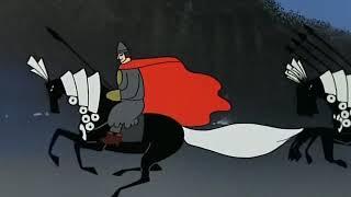 Сказка о золотом петушке Советские мультфильмы | Зазуля