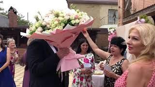 Интернациональная свадьба в Дагестане